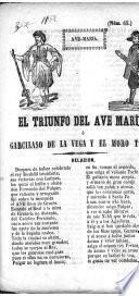 El triunfo del Ave María, ó, Garcilaso de la Vega y el moro Tarfe