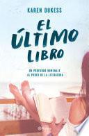 El último libro