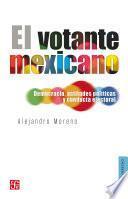El votante mexicano