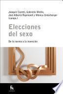 Elecciones del sexo