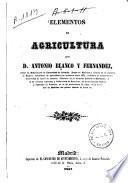 Elementos de agricultura