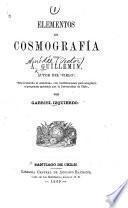 Elementos de cosmografǐa