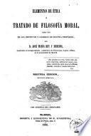 Elementos de ética ó Tratado de filosofía moral