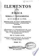 Elementos de física teórica y experimental