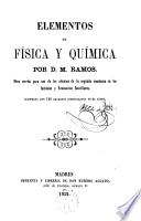 Elementos de Física y Química