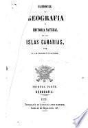 Elementos de geografia é historia natural de las Islas Canarias