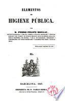 Elementos de Higiene pública