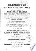 Elementos de medicina practica