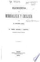 Elementos de mineralogía y geología
