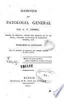 Elementos de patología general
