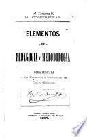 Elementos de pedagogía y metodología