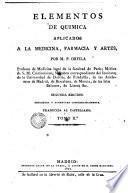 Elementos de química aplicada a la medicina, farmacia y artes, 2