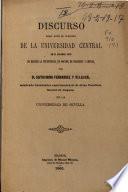 Elementos que concurren á la formación del teatro español, su carácter durante la Edad Media ...