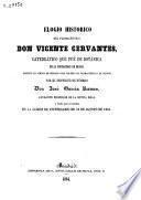 Elogio histórico del farmacéutico Don Vicente Cervantes, catedrático que fue de botánica en la universidad de Méjico