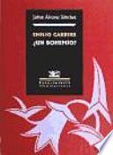 Emilio Carrere: ¿un bohemio?