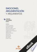 Emociones, argumentación y argumentos