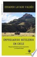 Empresarios hoteleros en Chile