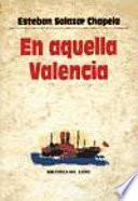 En aquella Valencia