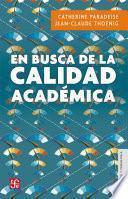 En busca de la calidad académica