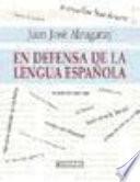 En defensa de la lengua española