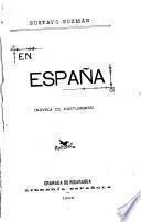 En España (novela de costumbres).