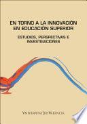 En torno a la innovación en Educación superior