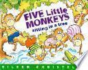 En un Árbol Están los Cinco Monitos / Five Little Monkeys Sitting in a Tree