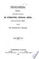 Enciclopedia moderna, 22