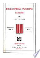 Enciclopedia moderna Catalana