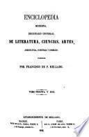 Enciclopedia moderna