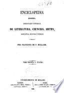 Enciclopedia moderna: v. de diccionario alfabético