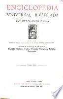Enciclopedia universal ilustrada europeo-americana ...