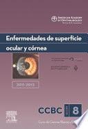 Enfermedades de superficie ocular y córnea. 2011-2012