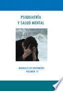 ENFERMERÍA PSIQUIÁTRICA Y SALUD MENTAL
