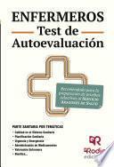 Enfermeros. Test de Autoevaluación. Servicio Aragonés de Salud
