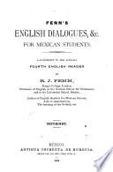 English dialogues, & c. for Mexican students