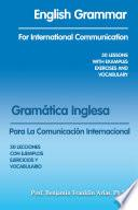 English Grammar for International Communication
