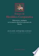 Ensayo de heráldica comparativa. Diferencias y analogías en la armería oficial de la provincia de Huelva