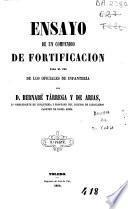 Ensayo de un compendio de fortificación para el uso de los oficiales de Infantería