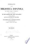 Ensayo de una biblioteca espanola de libros raros y curiosos: B-Funes. Apendice: Indice de manuscritos de la Biblioteca nacional