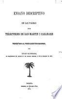 Ensayo Descriptivo de las palmas de los Territorios de San Martin I Casanare