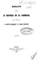 Ensayo sobre la historia de la Farmacia