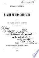 Ensayos poéticos de Manuel Nicolas Corpancho