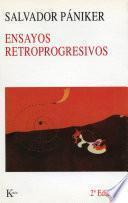 Ensayos retroprogresivos