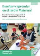 Enseñar y aprender en el Jardín Maternal