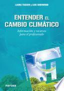 Entender el cambio climático