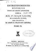 Entretenimiento historico y chronologico