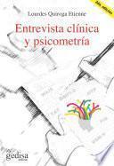 Entrevista clínica y psicometría