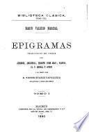 Epigramas