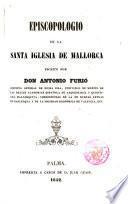 Episcopologio de la Santa Iglesia de Mallorca
